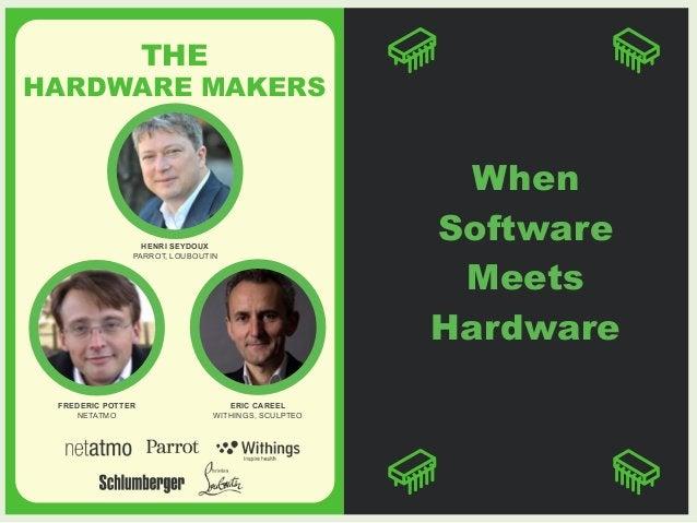 THE  HARDWARE MAKERS  HENRI SEYDOUX  PARROT, LOUBOUTIN  Granjon + Simoncini,  The Businessmen  Granjon + Simoncini,  The B...