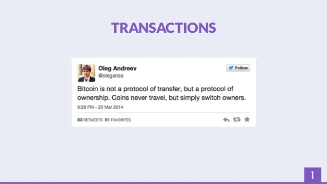 1  TRANSACTIONS