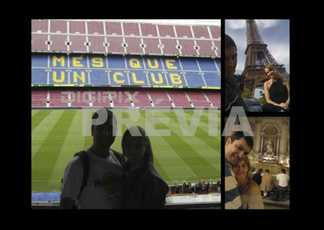 Paris/Roma/Barcelona - 2011