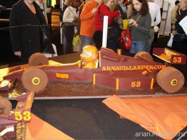 Paris salon du_chocolat Slide 3