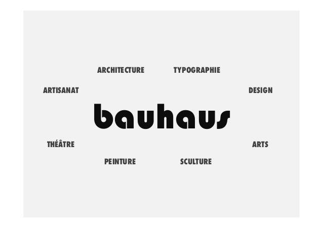 ARCHITECTURE  TYPOGRAPHIE  ARTISANAT  DESIGN  bauhaus THÉÂTRE  ARTS PEINTURE  SCULTURE