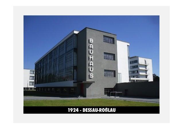 1924 - DESSAU-ROßLAU