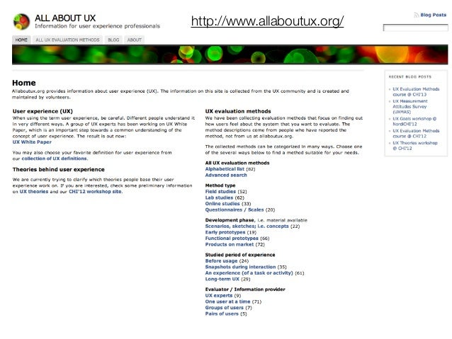 http://www.allaboutux.org/