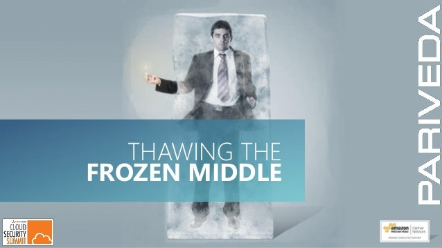 THAWING THE FROZEN MIDDLE