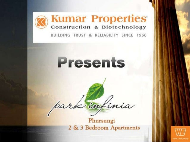 Park Infinia is located in Phursungi (off Pune – Solapur Highway),close to the SP Infocity (IT SEZ) – the IT hub that's ho...