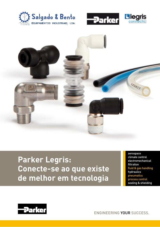 Parker Legris: Conecte-se ao que existe de melhor em tecnologia