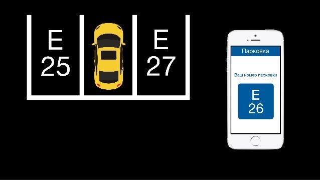 Скачать приложенью для айфона парковка