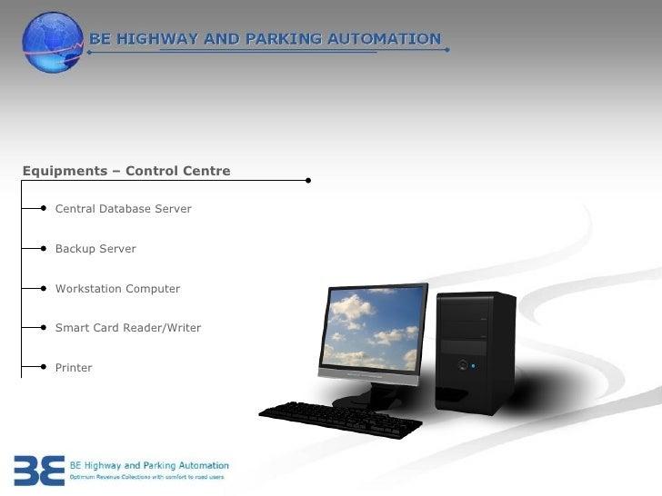 Parking Management System Toll Management System