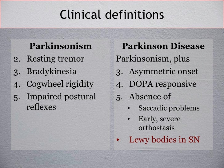 essay parkinsons disease Parkinson's disease is a progressive nervous system disorder that affects how the person moves, including how they speak and write symptoms develop gradually, and may start off with ever-so.