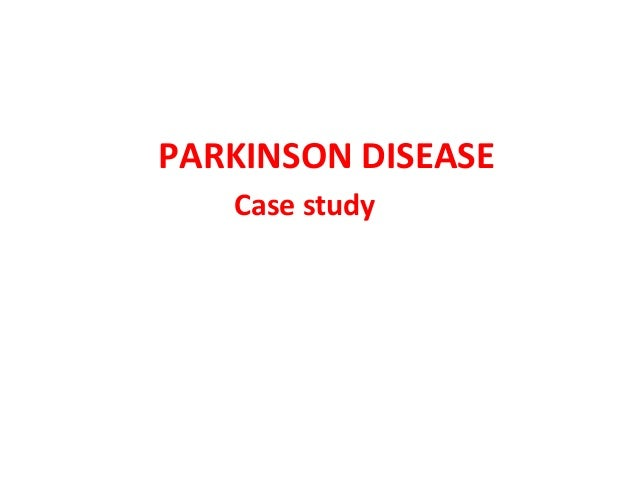 case study on parkinson disease, Presentation templates