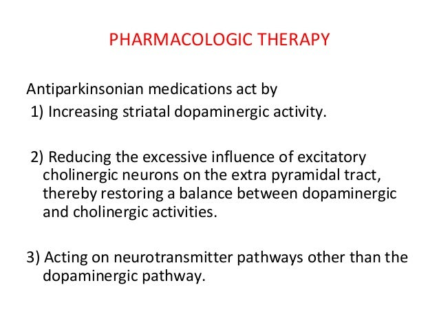 Case Study on Parkinson's Disease