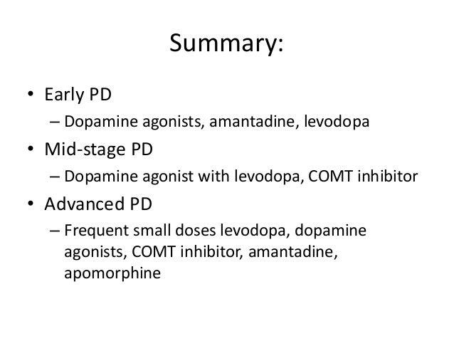 Symmetrel Drug Summary