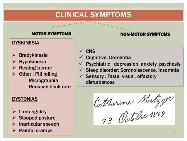 Parkinson 39 S Disease