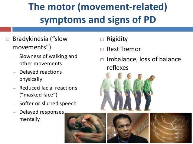 Parkinsons Disease Progression >> Parkinson stand 03.12
