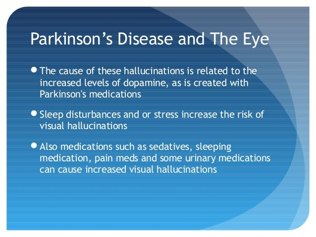 causes and impacts of parkinsons disease Parkinsons disease affects the movement of the person with the  medical  science does not know what causes parkinson's disease at this time.