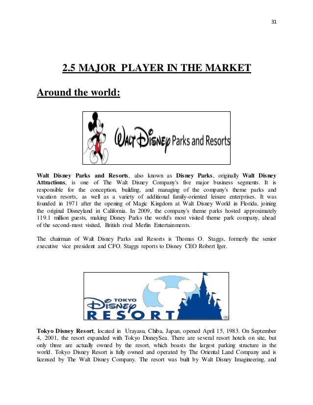 market segmentation on theme park Our results reveal that these priority systems facilitate market segmentation  when theme parks offer this wait or pay option, different groups of.