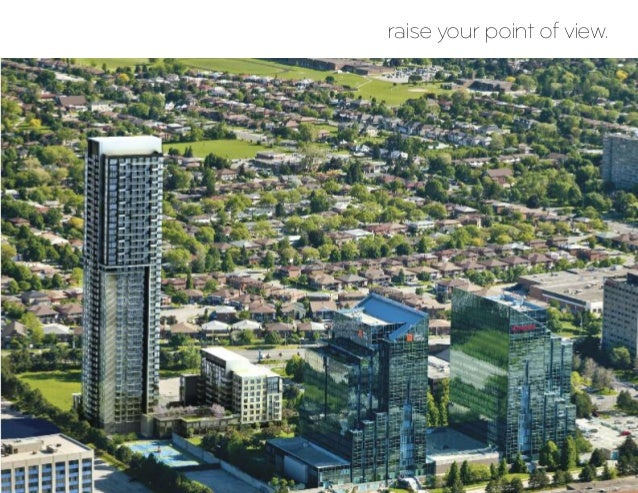 Parkside At Atria by Tridel