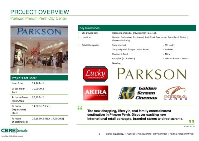 parkson retails The us retail industry does a half-trillion dollars in annual sales and drives the economy learn more about the industry with up-to-date news and analysis, statistics, openings and closings, and historical information about us and global retail chains.