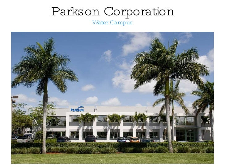 Parkson Corporation Water Campus
