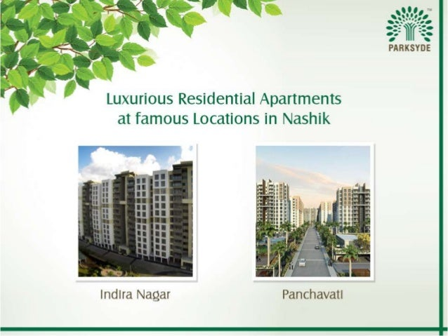 Luxurious Residential Apartments at Famous Locations in Nashik