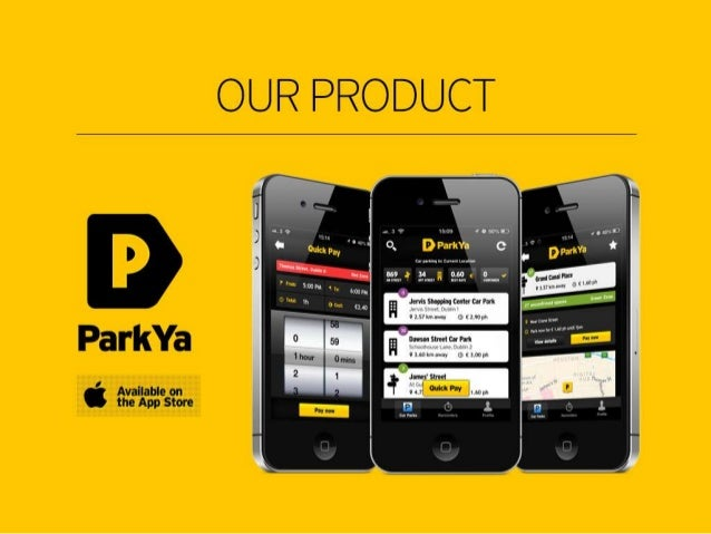 ParkYa for Advertisers
