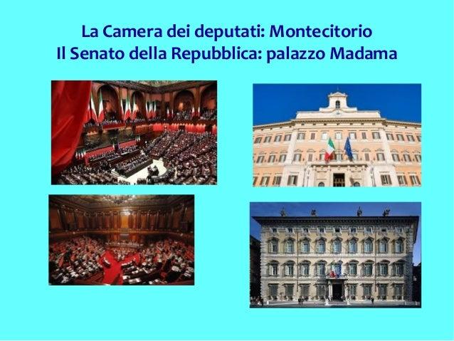 Parlamento e governo for Parlamento della repubblica italiana
