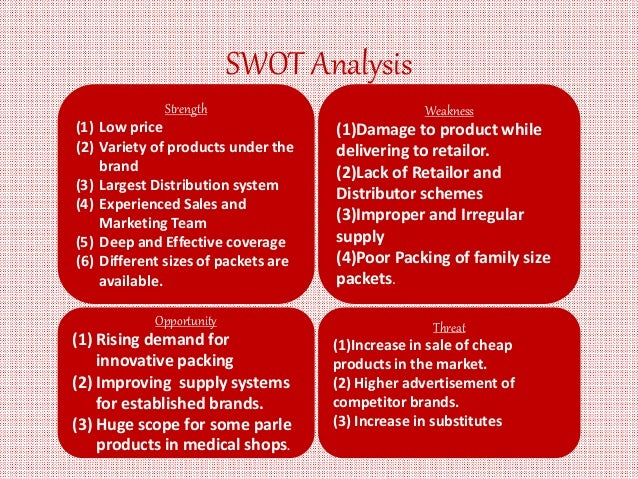 SWOT Analysis of Garment Manufacturing Industry