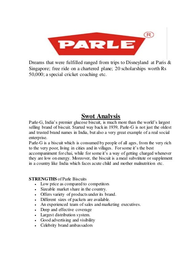pestel analysis of parle agro Parle agro swot analysis profile additional information what is a swot analysis it is a way of evaluating the strengths, weaknesses, opportunities.