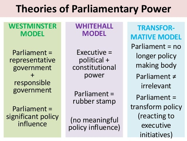 westminster whitehall model in the caribbean Accountability to citizens in the westminster model of government: more myth than reality wt stanbury introduction / 2 key aspects of the westminster model / 6.