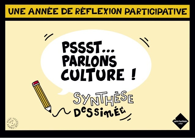"Colloque ""Pssst... Parlons culture !"""
