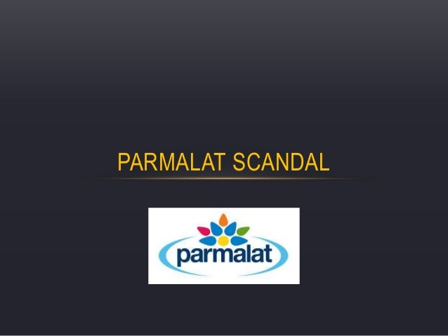Case Study on Business Ethics: The Parmalat Scandal
