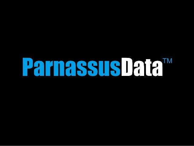 www.ParnassusData.com 古希腊的Delphi(世界中心),屹立着Parnassus Mount(诗檀山),山上有一座阿波罗神庙,庙中住着 女祭司(Oracle)