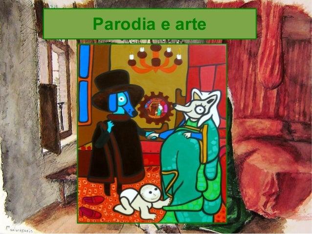Parodia e arte