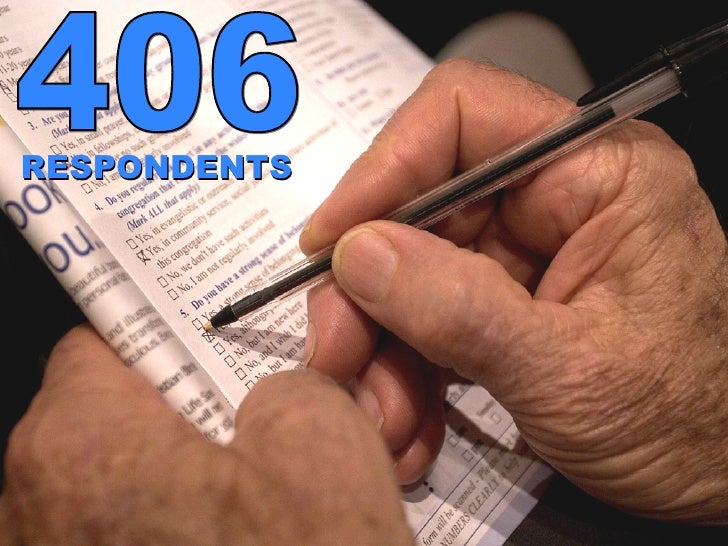 406 RESPONDENTS RESPONDENTS