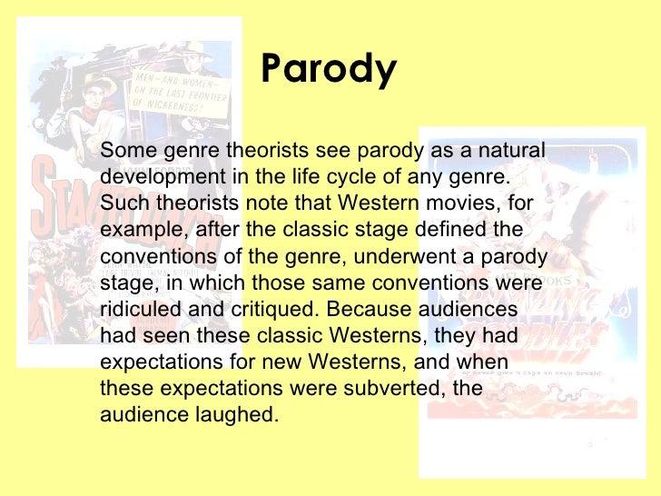 parodie definition