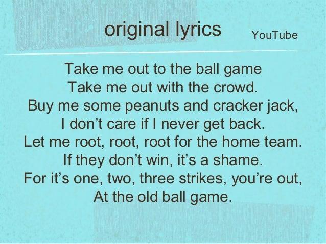 parodies of old songs