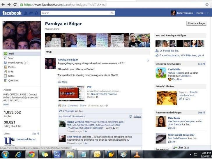 Idol Chito, yung mga date po na may Feb. 10, 2012,nung Friday ko pa po ginagawa tong presentation.Nagtagal lang po ako sa ...