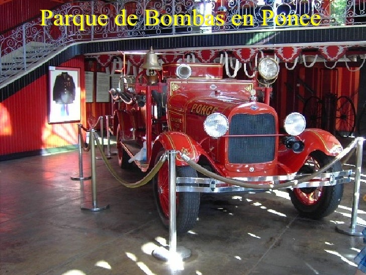 Parque de Bombas en Ponce
