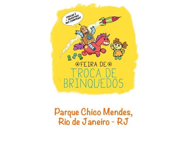 Parque Chico Mendes, Rio de Janeiro - RJ