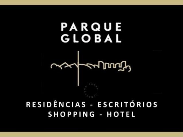 apartamento parque global