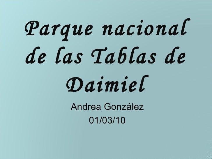 Parque nacional de las Tablas de Daimiel Andrea González 01/03/10