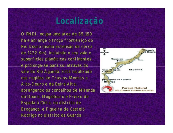 Parque natural do douro internacional Slide 2