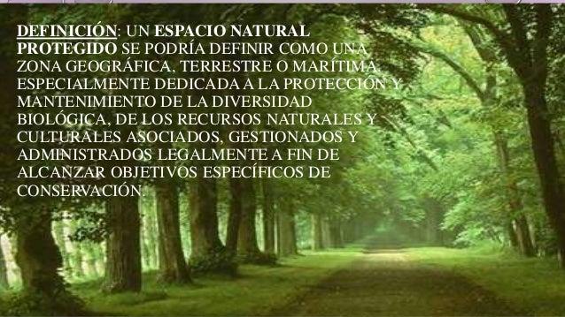 Parques nacionales Slide 3