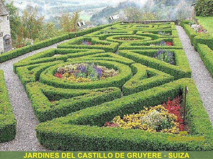 Parques y jardines del mundo for Parques con jardines