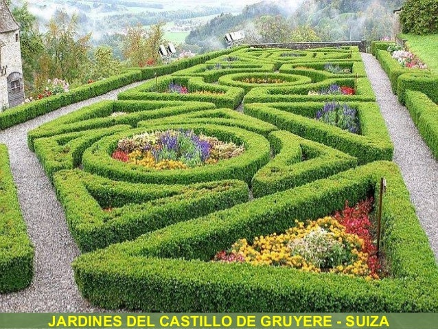Parques y jardines del mundo for Decoracion parques y jardines
