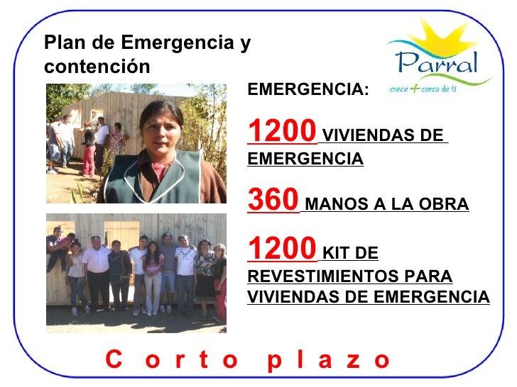Plan de Emergencia y contención EMERGENCIA: 1200  VIVIENDAS DE  EMERGENCIA 360  MANOS A LA OBRA 1200   KIT DE REVESTIMIENT...