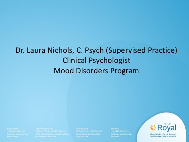 The Moody Blues Part I: Coping with a Mood Disorder Slide 2
