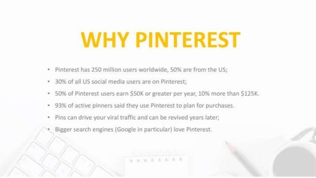 Pinterest Marketing for Beginners Slide 3