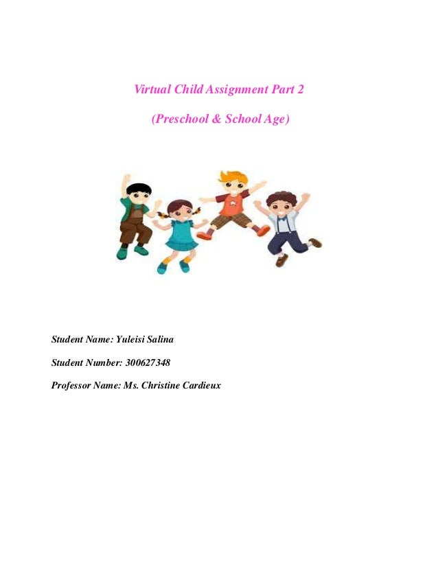 virtual child assignment 2 .
