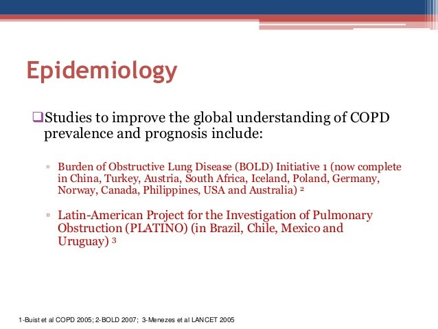 Essay copd